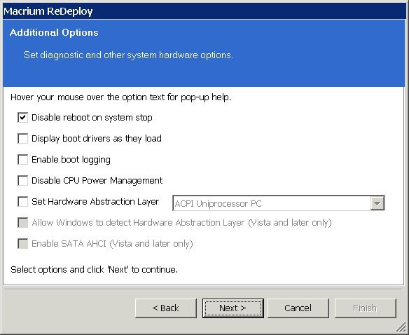 Techie Tuesday: Re-deploying Windows to new hardware using