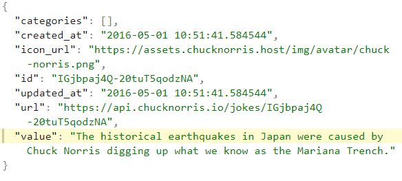 Creating a Chuck Norris Random Facts Application in HTML5