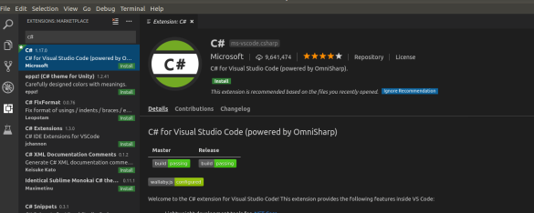 C# with XUnit( Net Core) Selenium Webdriver Tests using Visual