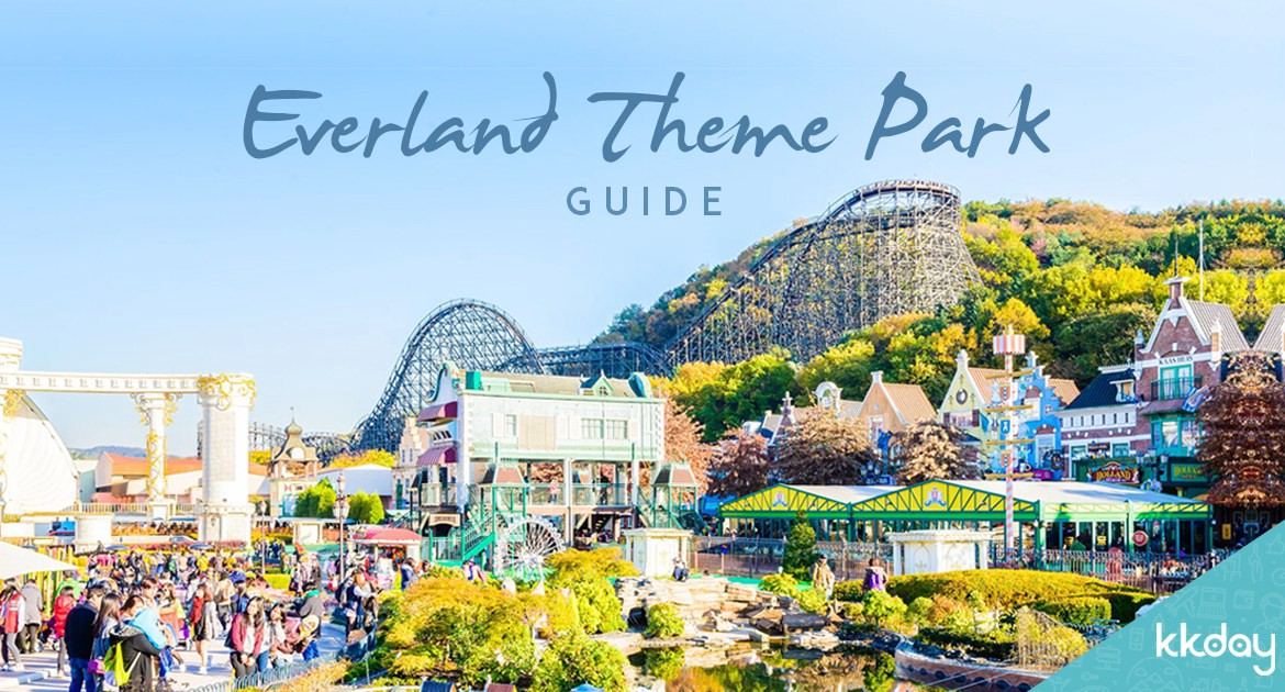 【Travel Korea】Everland Theme Park Guide: Everything You Need to Know by KKday International