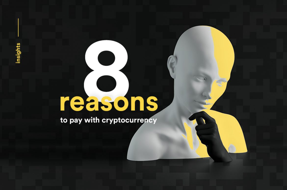 reasons cryptocurrencies