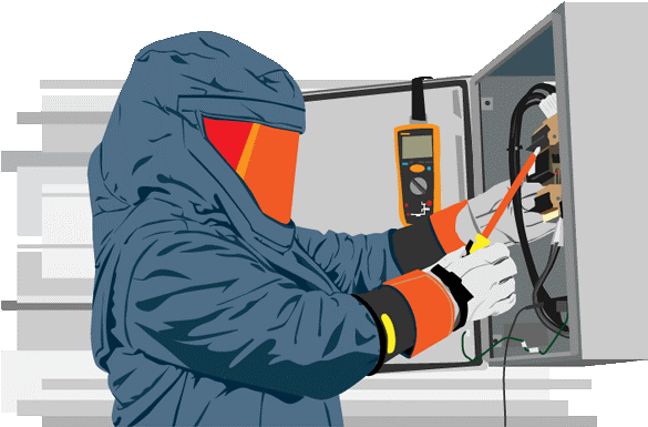 why arc flash labels are required