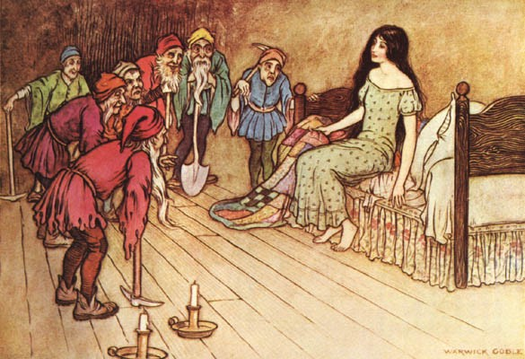Grimm Fairy Tales & Their Successors: A Study on Snow White