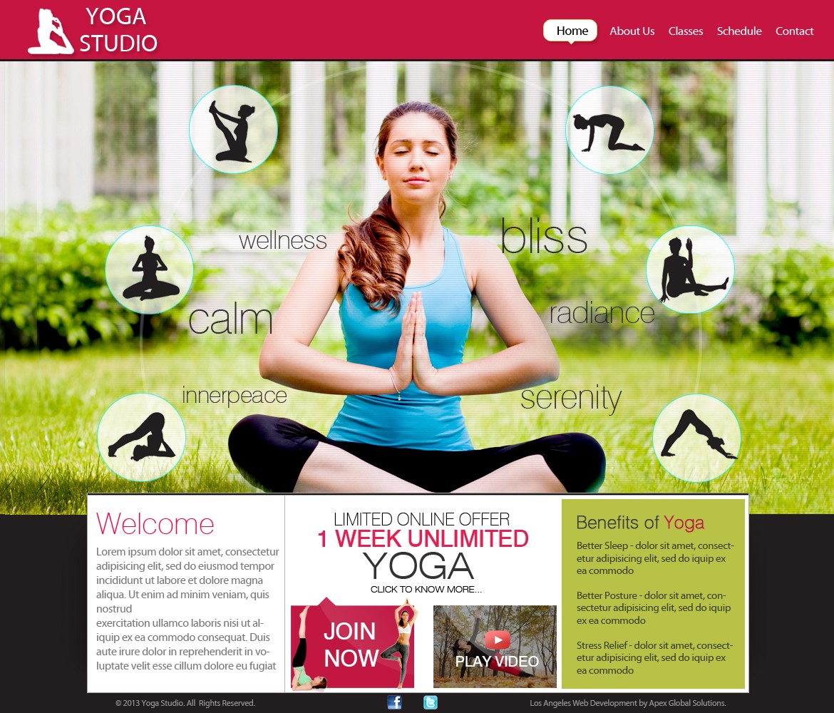 The Importance Of Having Websites For Yoga Studios By My Best Studio Medium