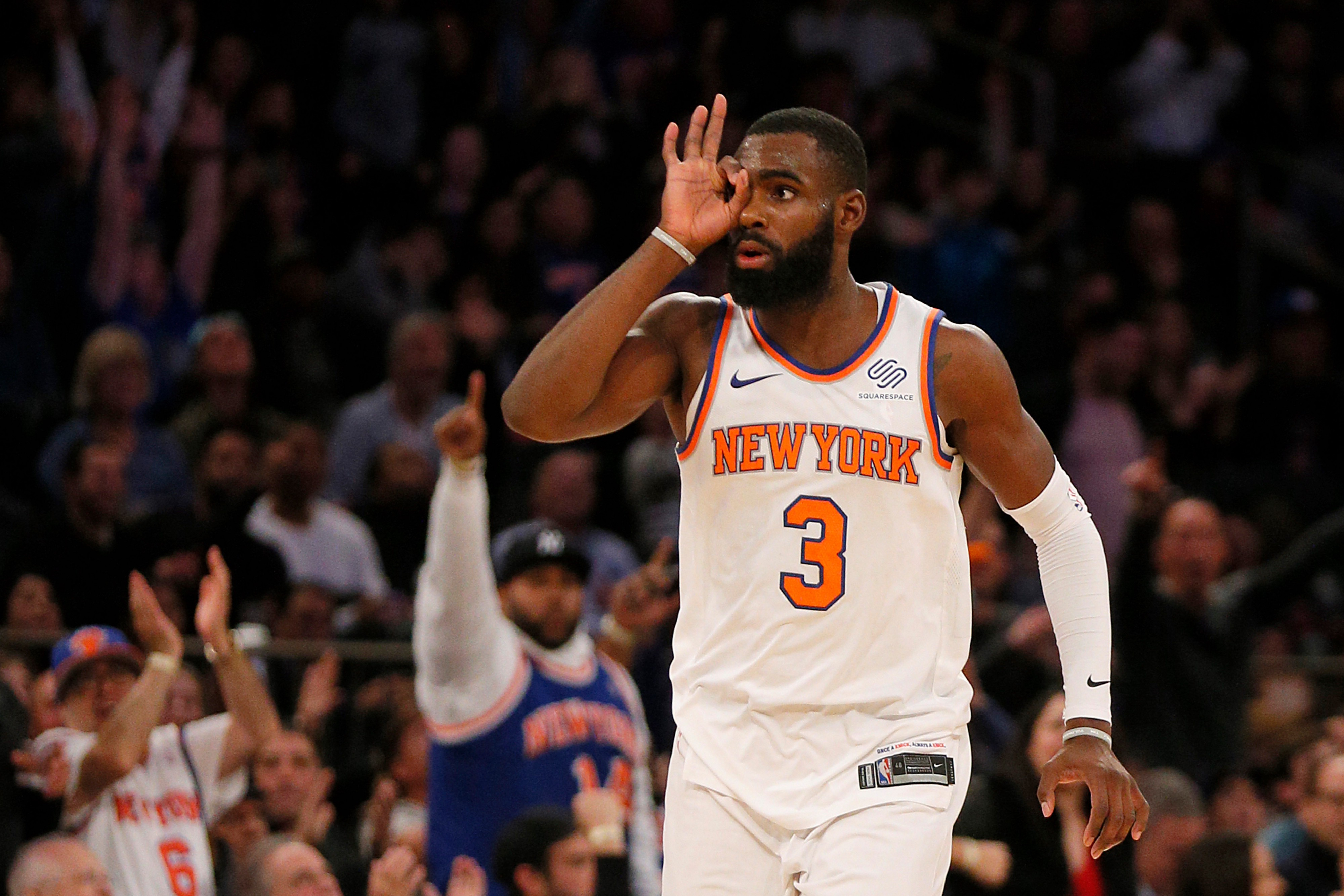check out 09228 82d34 Tim Hardaway Jr. Awkwardly Started A Rebuild - Justin ...