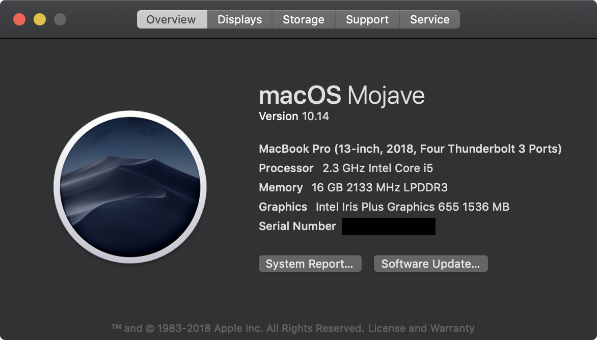 Hello macOS Mojave - katopz - Medium