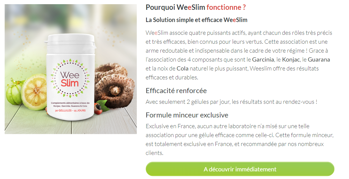 Weeslim Diet Forum