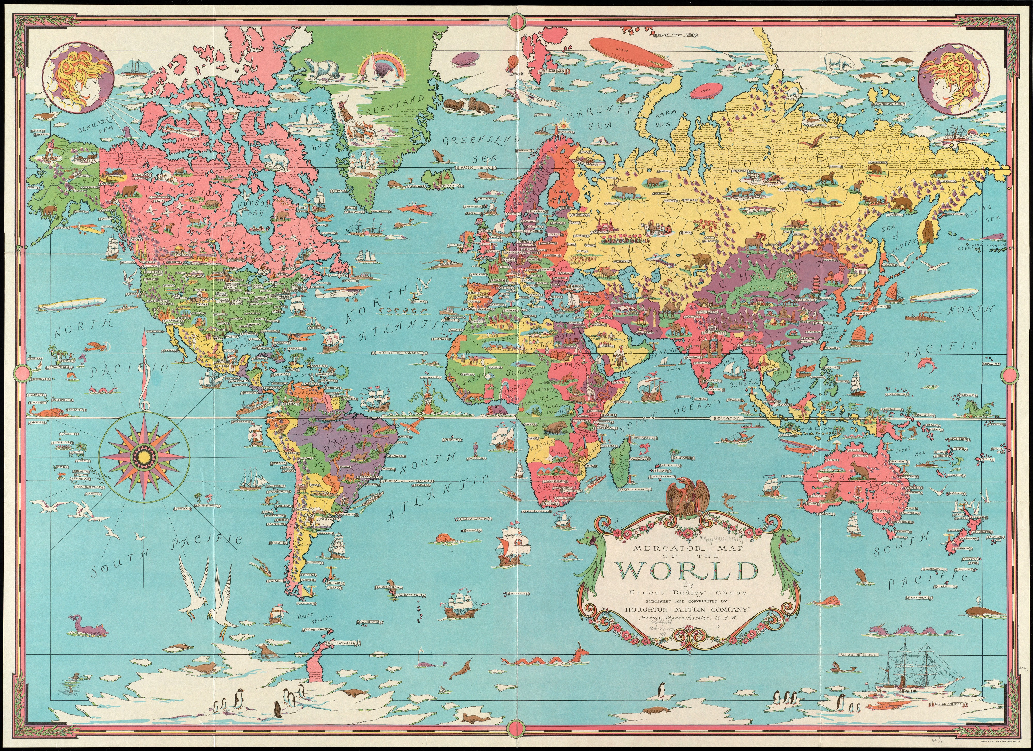Designed and Drawn With Infinite Care: the Pictorial Maps of ... on