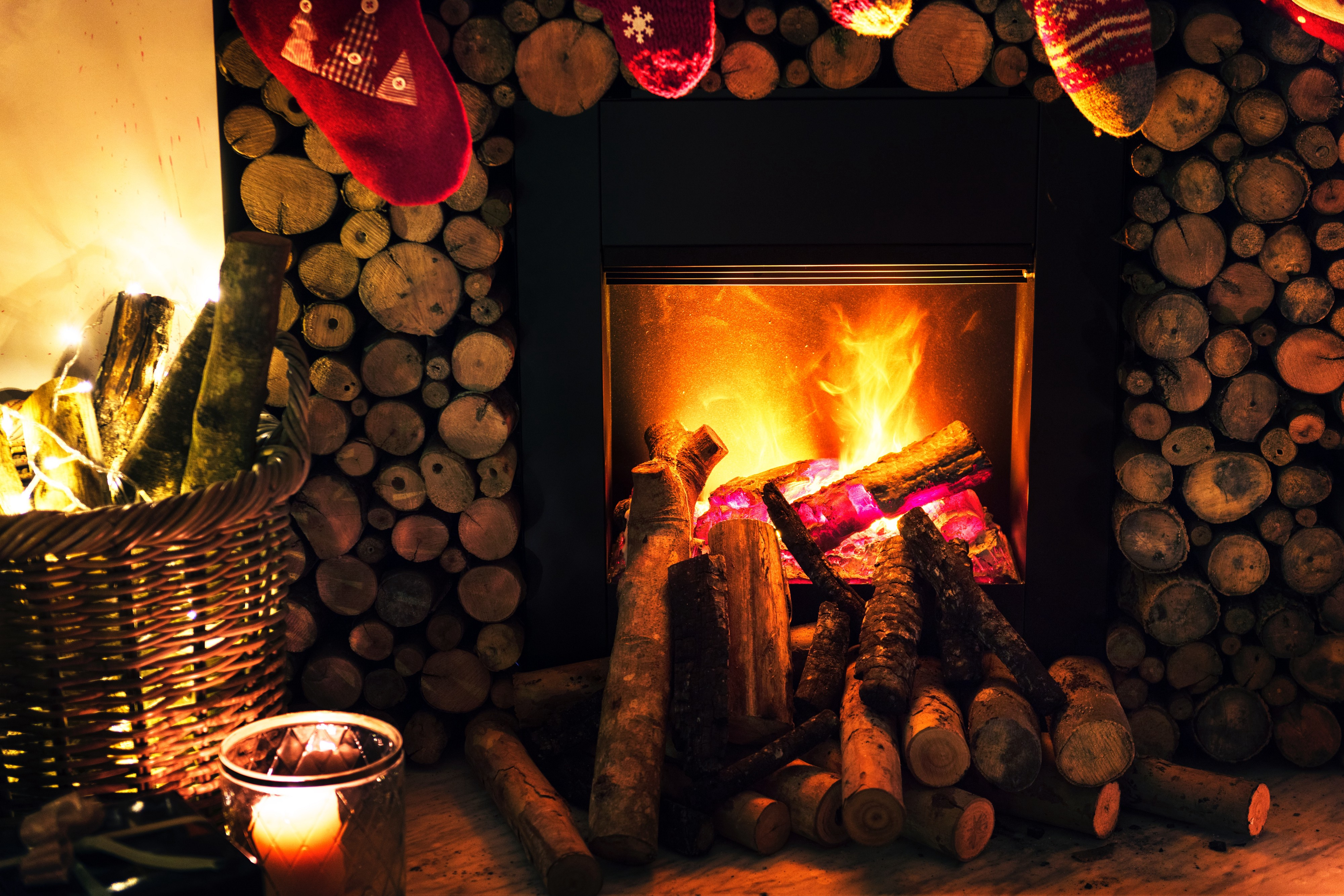 Christmas Hearth.The Cricket On The Hearth A Fairy Tale Of Home Mission
