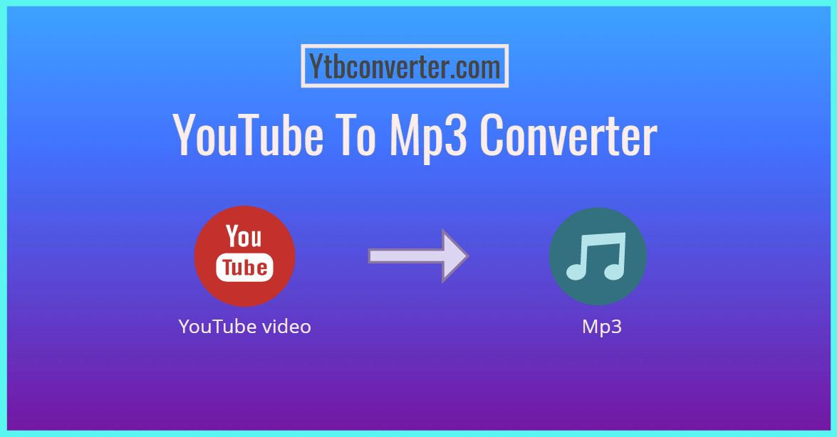 Youtubr to mp3