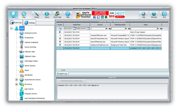 Top 10 Free Keyloggers For Windows 2020 By Janet Paterson Medium
