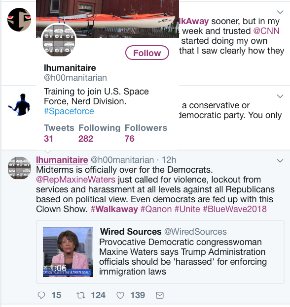 Pro-Trump & Russian-Linked Twitter Accounts Are Posing As Ex