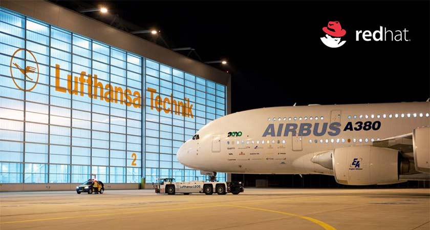 Lufthansa Technik Switches To Red Hat Cloud Solutions
