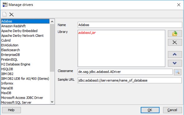 Connect Amazon Redshift from SQL Workbench using JDBC Driver