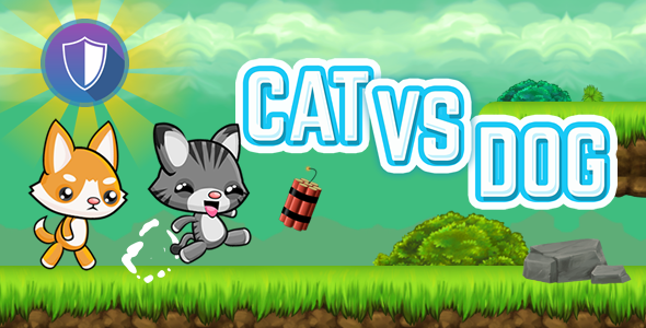 Download Cat Vs Dog Html5 Game Capx By Anh Nguyễn Medium