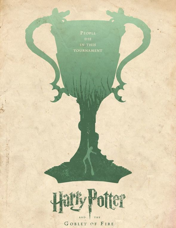 A Definitively (Subjective) Ranking of the Harry Potter Books