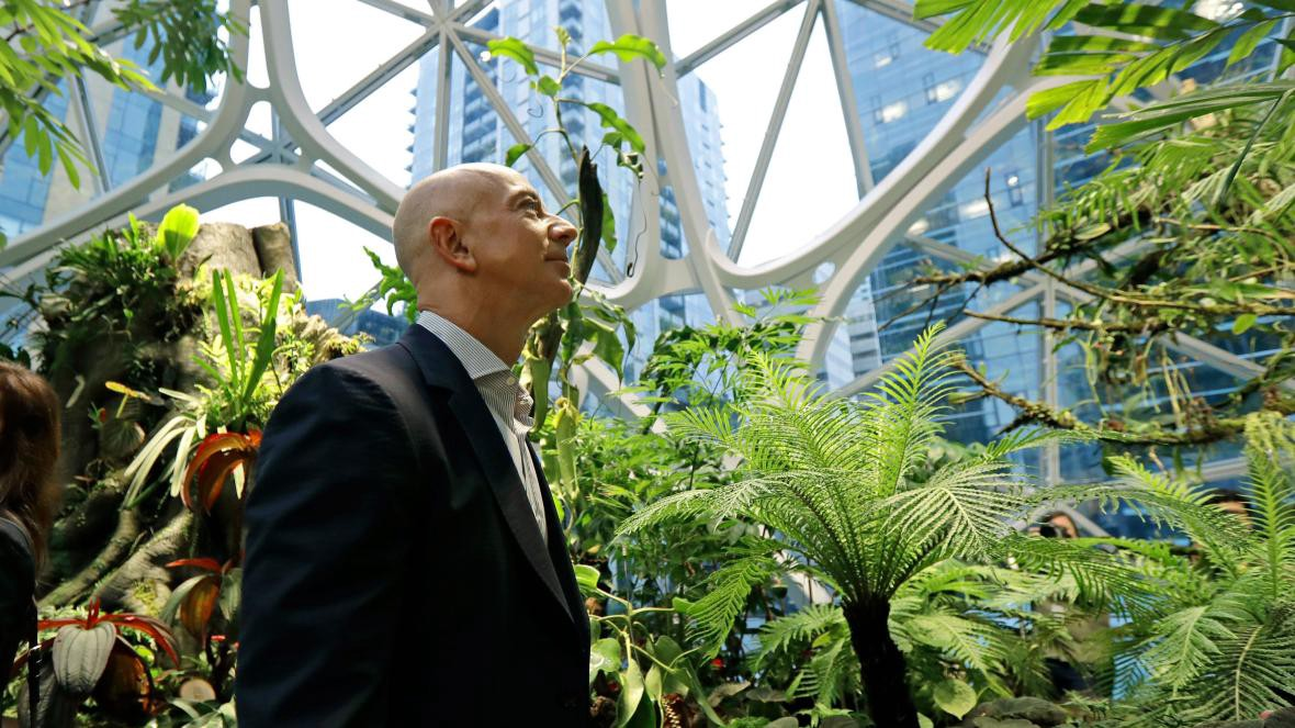 What Is Jeff Bezos Doing For The World?