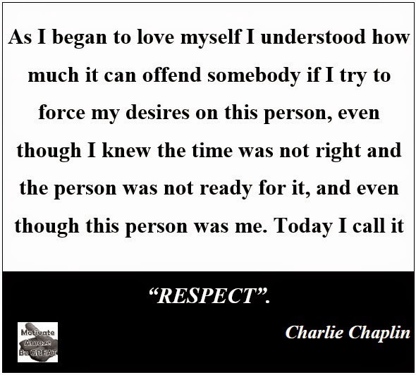 Charlie Chaplins Powerful Poem As I Began To L Ve Myself