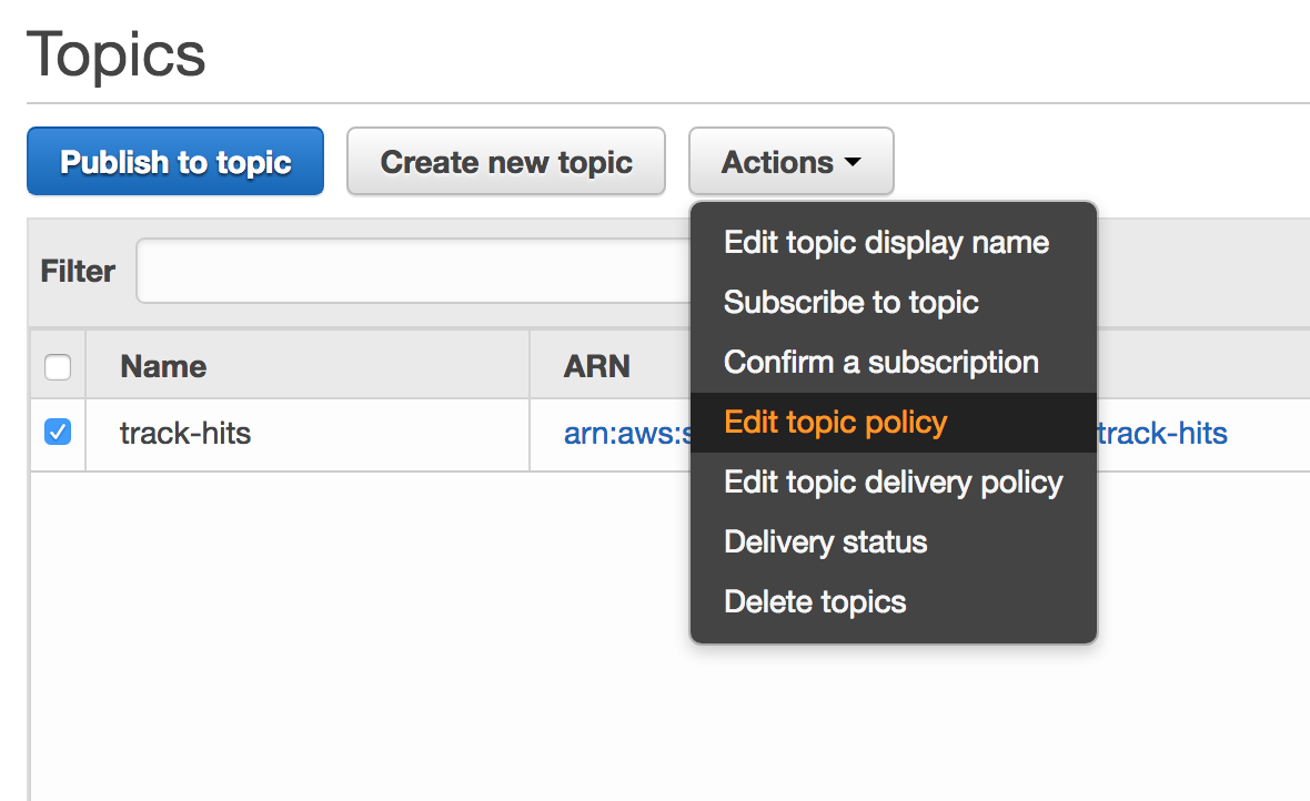 Tutorial: Using Amazon SNS with Amazon MTurk - Happenings at