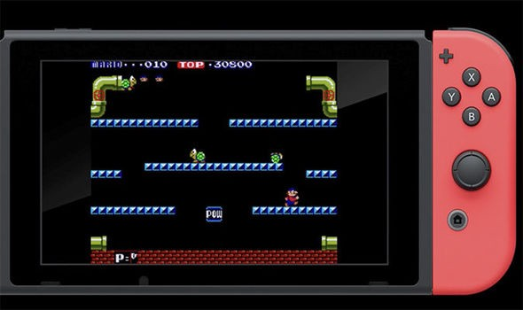 Keep Your Quarters: The Switch Is Now King of the Arcade