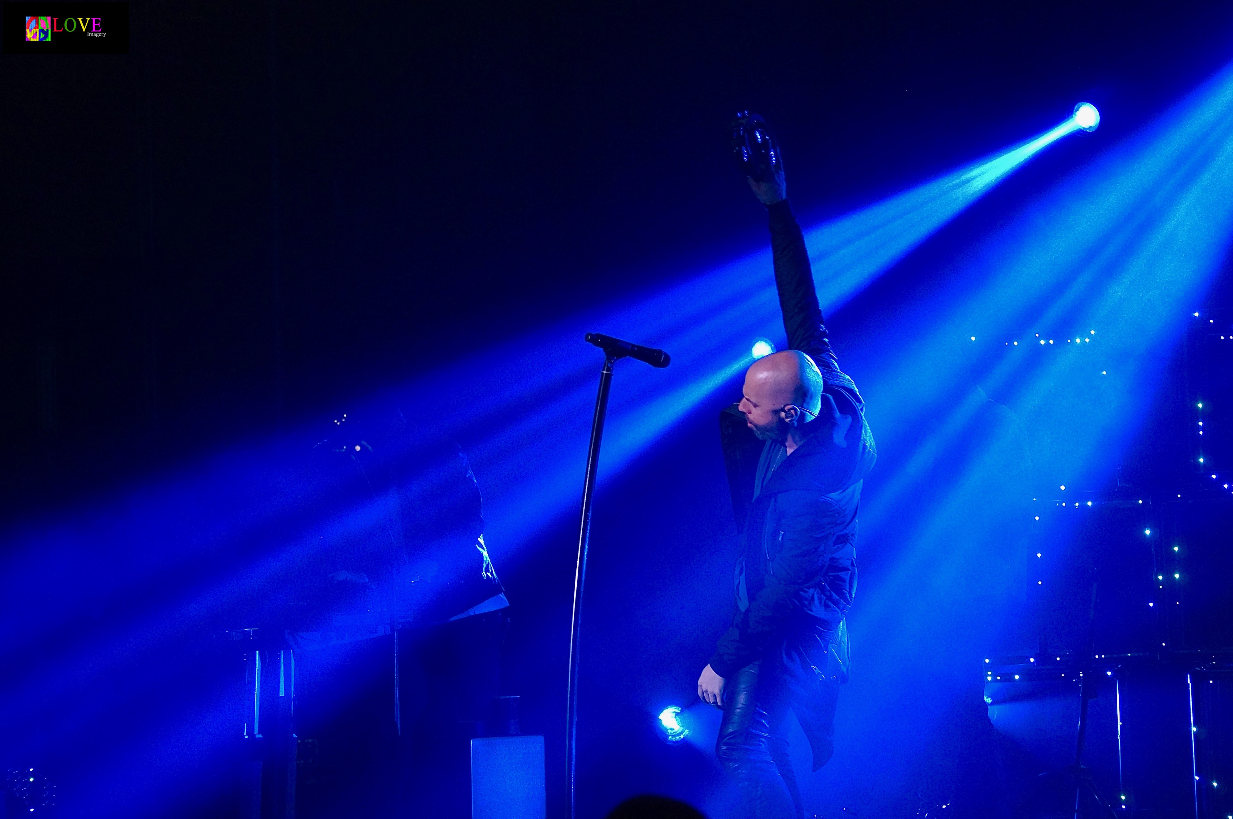 """All I Can Say is WOW!"""" Daughtry LIVE! at BergenPAC"""