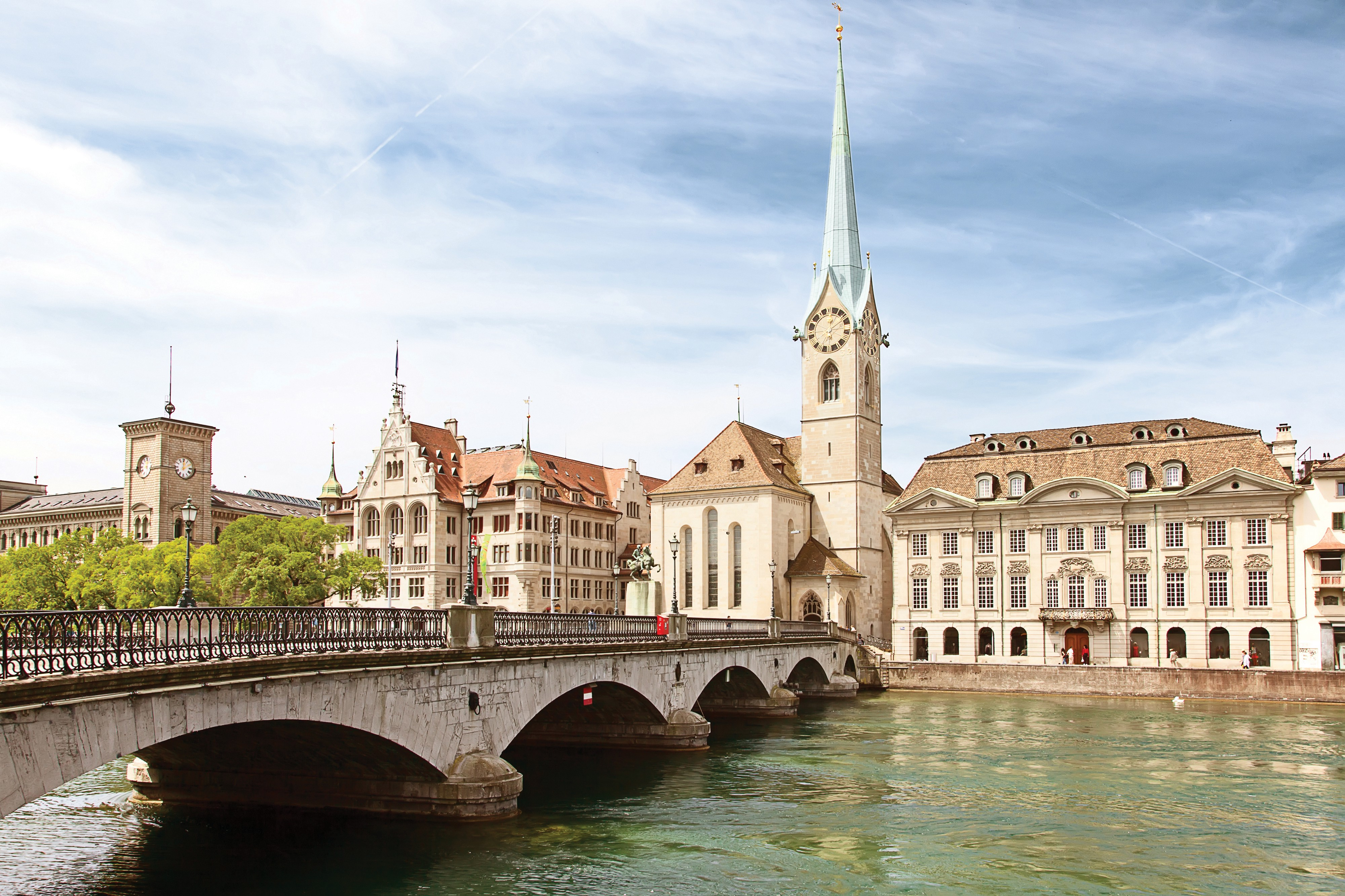Why International Clients Still Bank In Switzerland