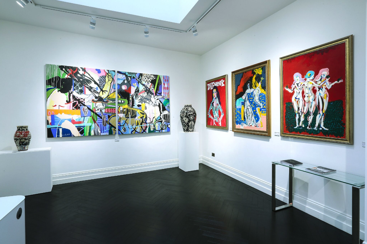 Four reasons Chinese collectors invest in contemporary art