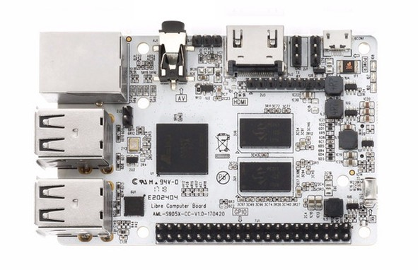 "First Thoughts on ""Le Potato,"" a Raspberry Pi-Like Single-Board Computer"
