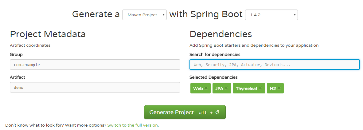 Spring Boot + JQuery + DataTables - Gustavo Ponce - Medium