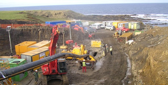 Horizontal Directional Drilling Contractors in Abu Dhabi