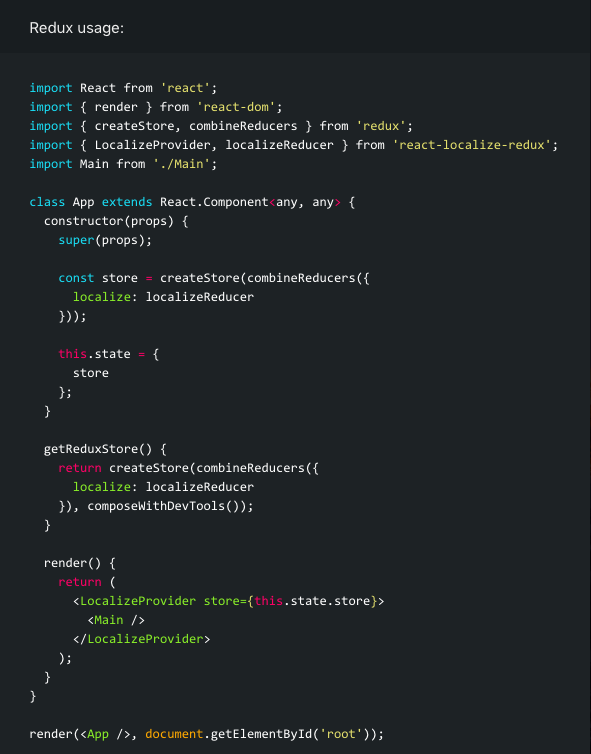 React Localize Redux 3 0 - Noteworthy - The Journal Blog