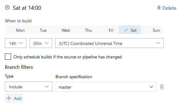 Continuous Delivery with Azure Pipelines and Github Releases