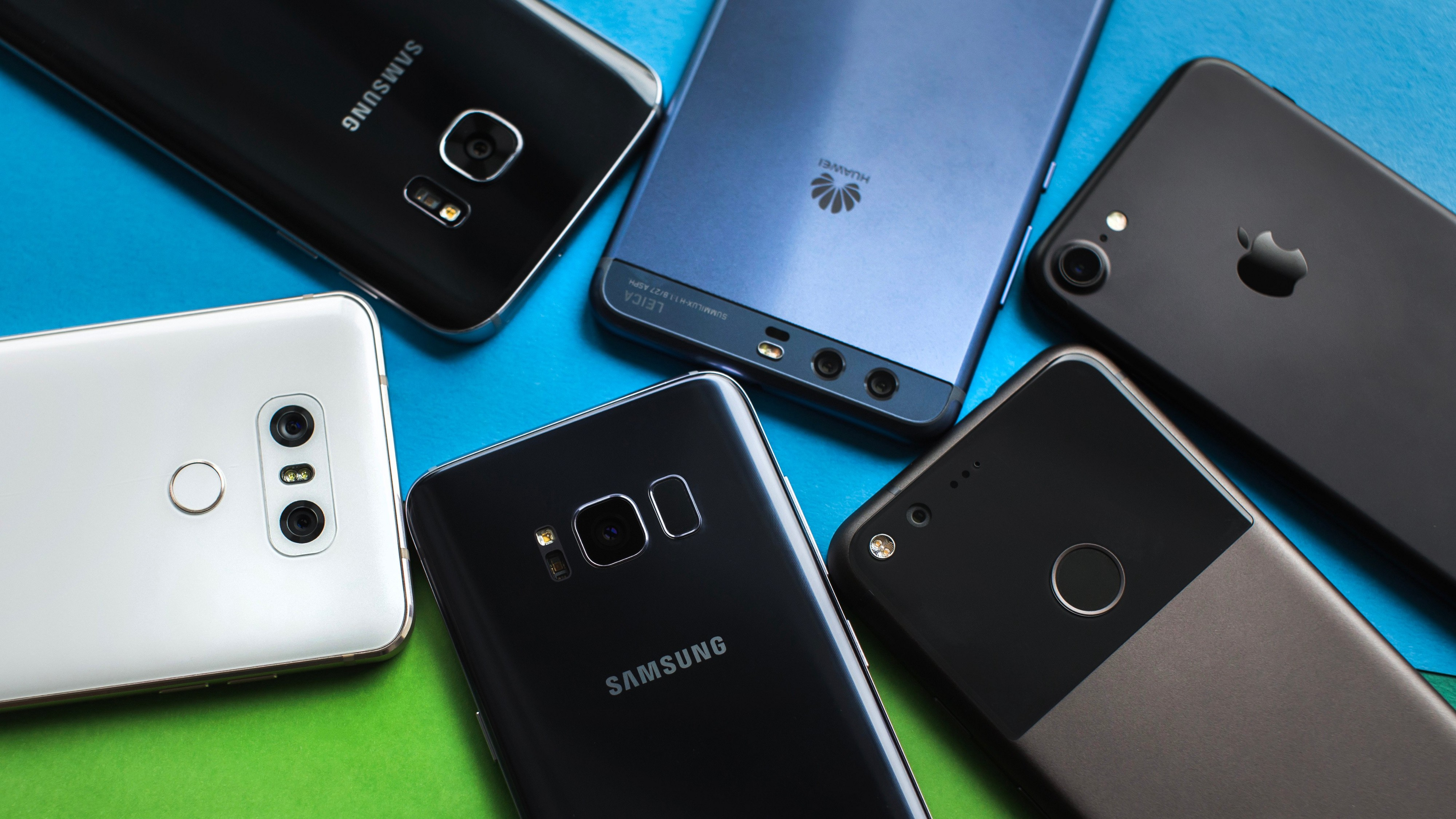 Top 5 Smartphone Companies based on their products
