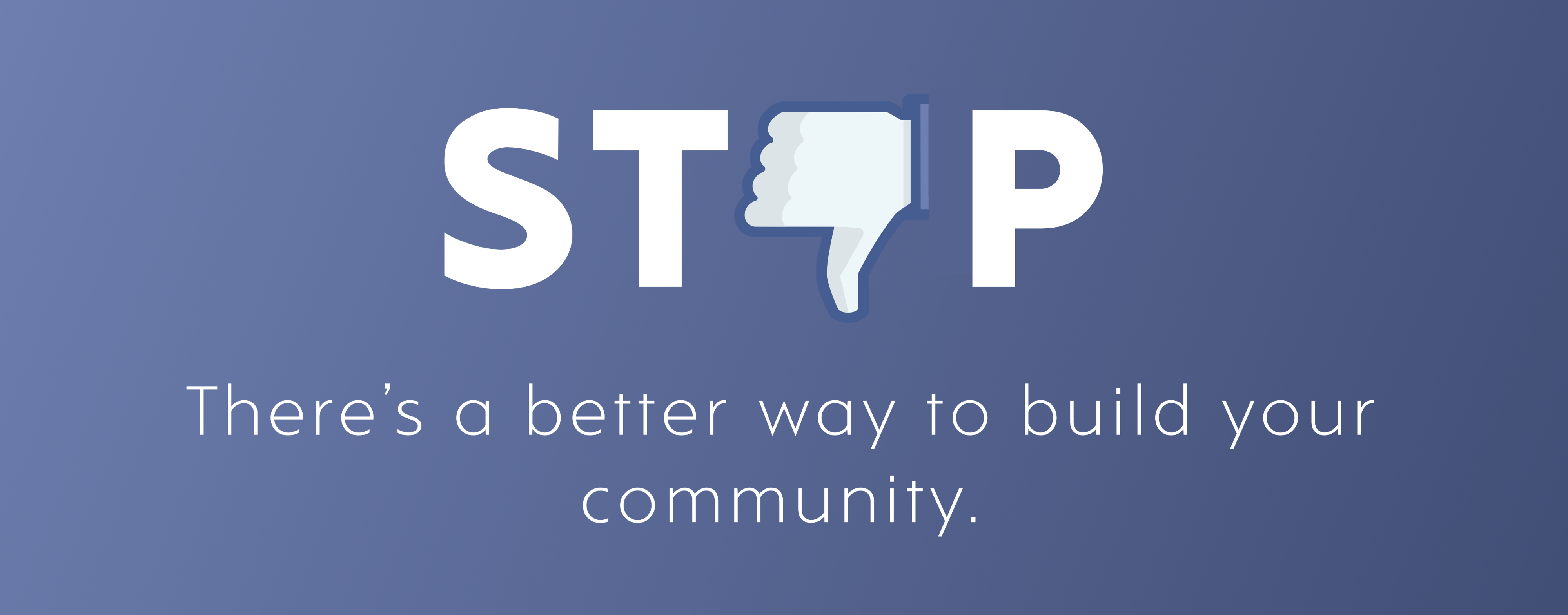 Stop using Facebook for your online communities - LaunchPass
