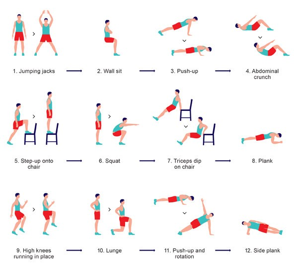 Introduce a quick workout into your daily routine Kilter blog
