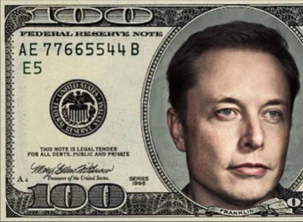 Elon Musk Creating his own currency