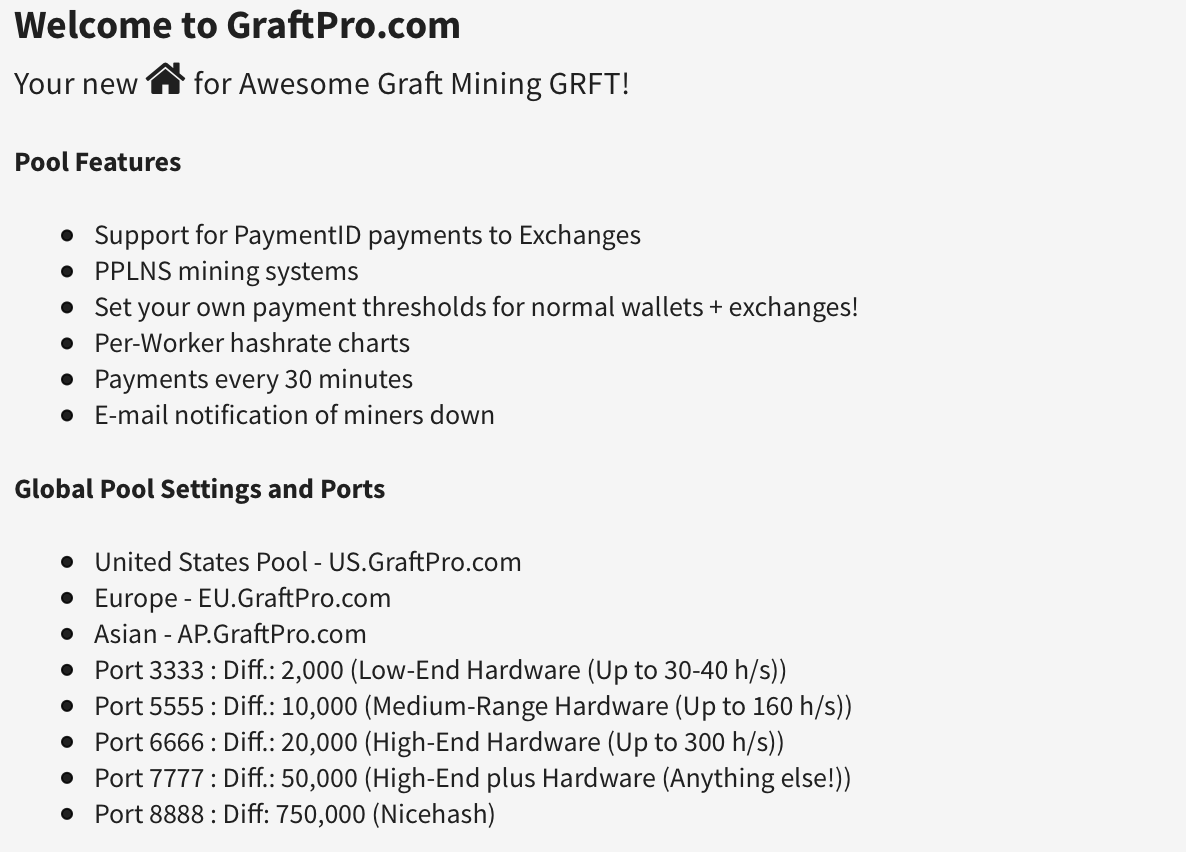 How to Mine Graft: Complete Beginner's Guide - aktiveradio