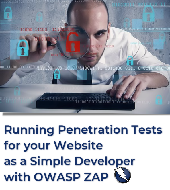 Running Penetration Tests for your Website as a Simple Developer