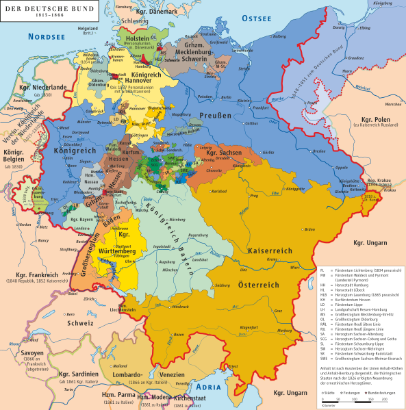 Map Of Germany With States And Cities.What Kind Of German Are We In A State Of Migration Medium