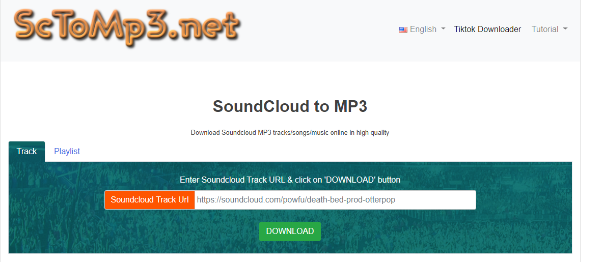 The Only Way To Download Soundcloud To Mp3 And Tiktok To Mp3 For Free By Literbom Nov 2020 Medium