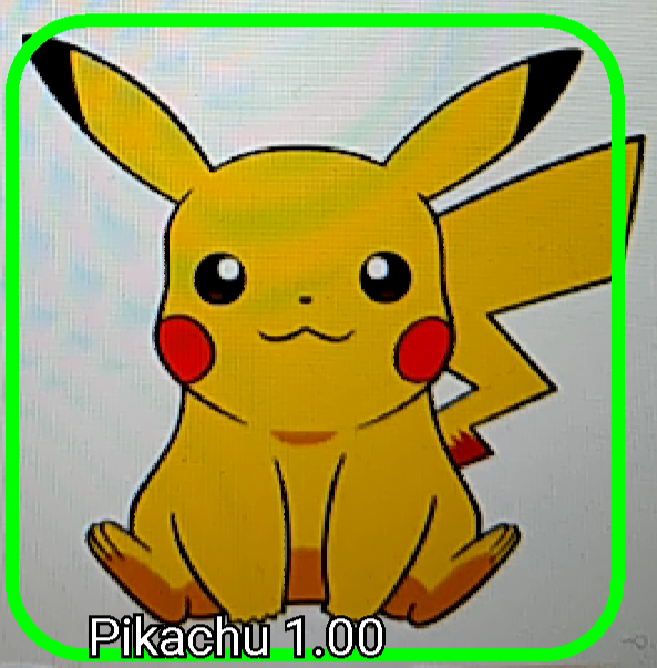 Detecting Pikachu on Android using Tensorflow Object Detection