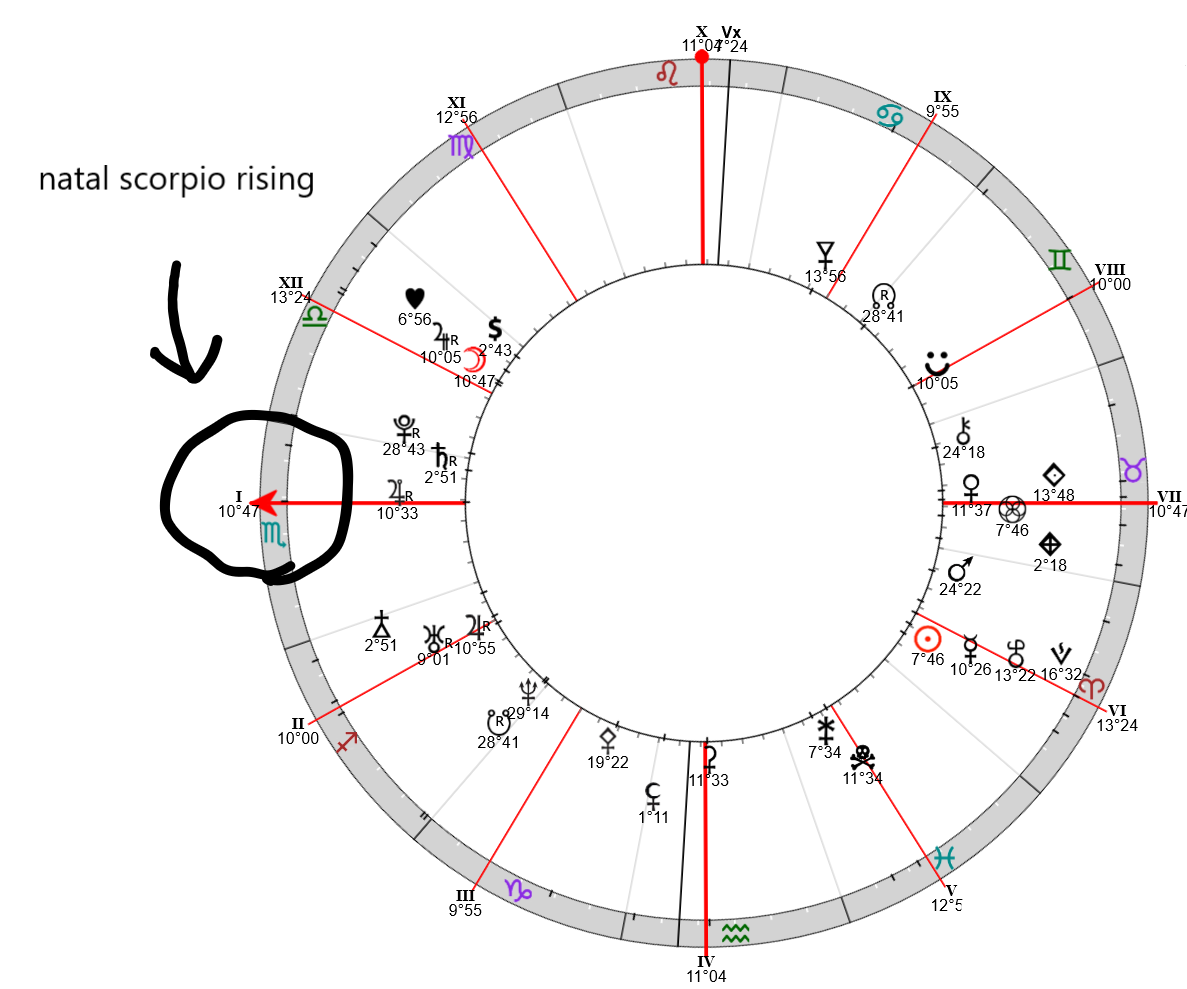 Your ascendant (rising) sign, what is it and what it means