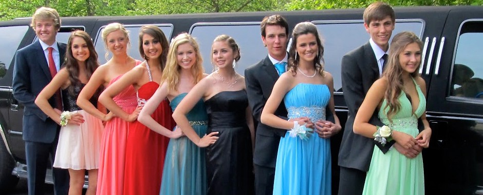A Party Bus Rental In Atlanta Is Perfect For Prom Limo Rental