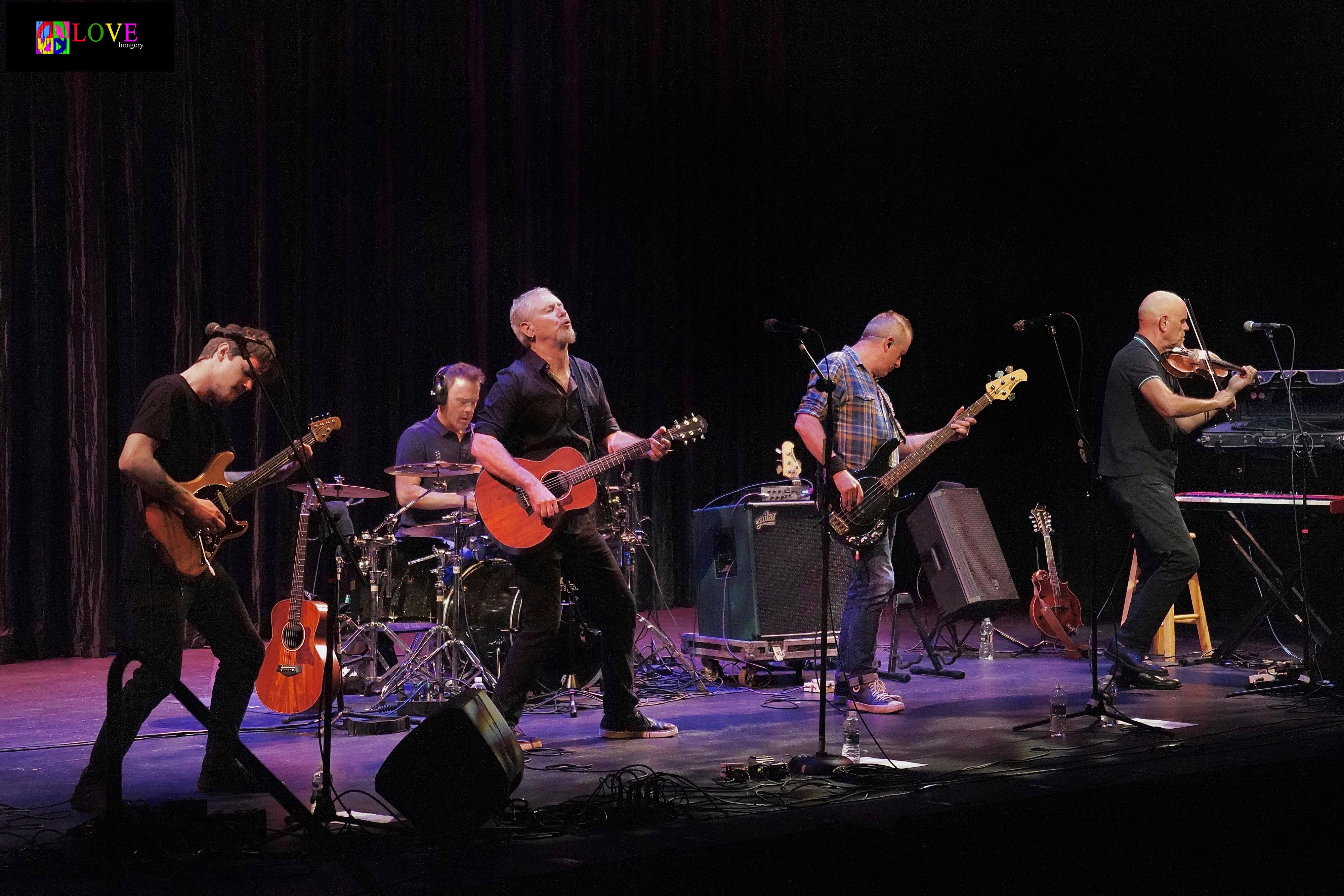 """Brilliant!"""" The Young Dubliners LIVE! at Toms River's Grunin"""