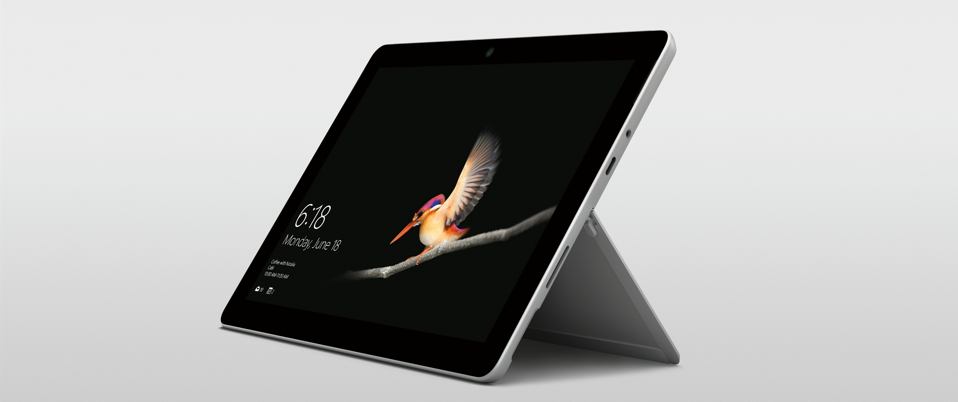 Behold the Microsoft Surface Go, a leap forward and a look back
