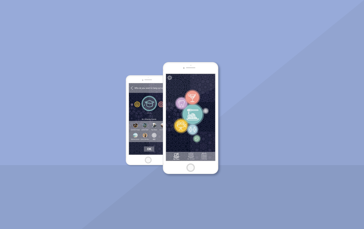 UX Case Study: Bubble — An app to help you stay on top of