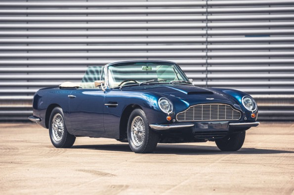 A wide variety of exceptional modern cars and classic cars confirmed for Silverstone Auctions May Sale 2021