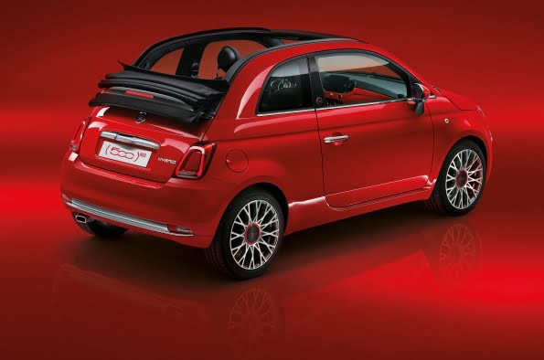 Fiat announces UK pricing and specification for (500)RED family
