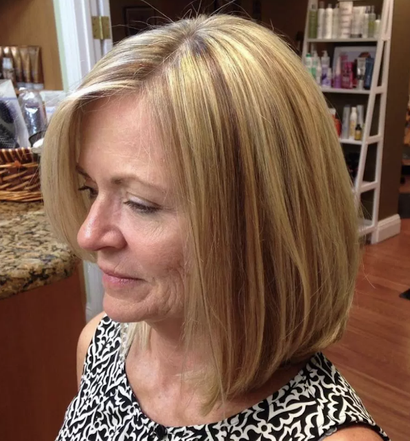 Hairstyles And Haircuts For Women Over 60 By Latesthairstylepedia Com Medium