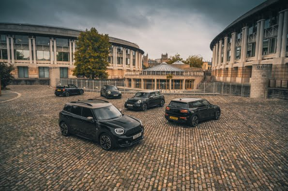 MINI launches Shadow Edition on all models